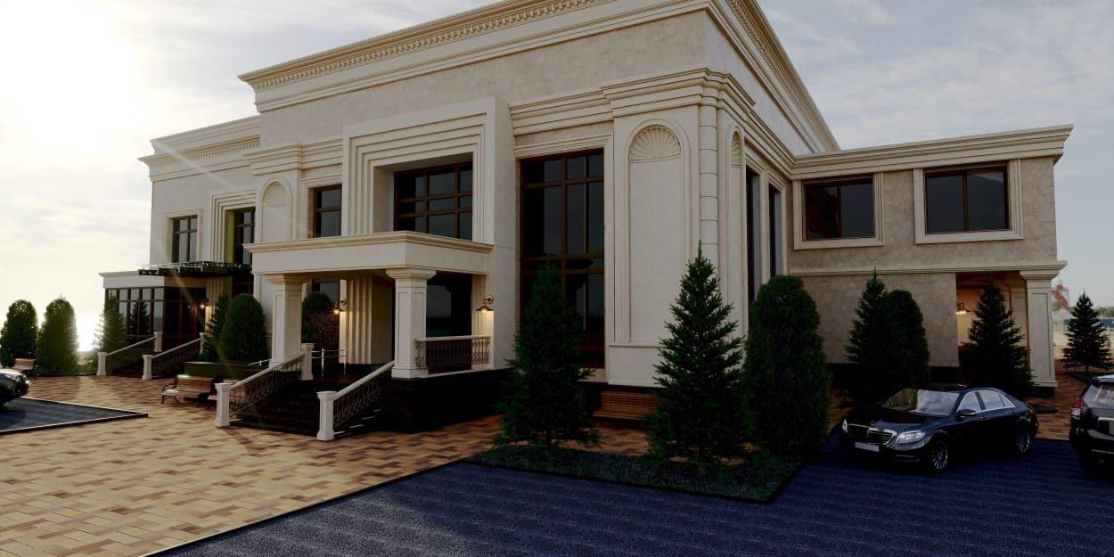 Декоративные элементы на фасад из фибробетона бетон горный щит купить